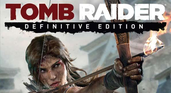 Tomb Raider Definitive Edition Boxshot