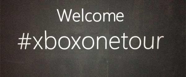 Xbox One Tour, London November 2013