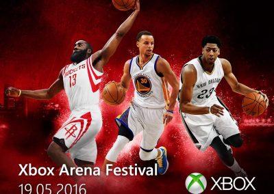 NBA 2K16 @XBOX FESTIVAL