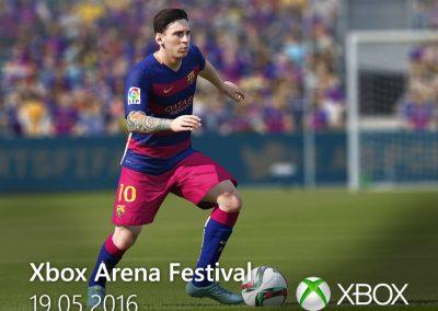 FIFA 15 @XBOX FESTIVAL