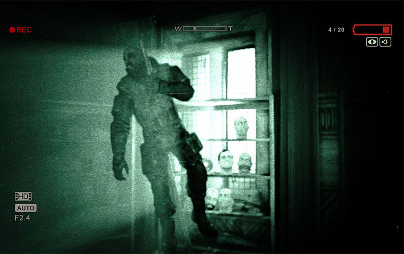 Κυκλοφόρησε το Outlast για το Xbox One