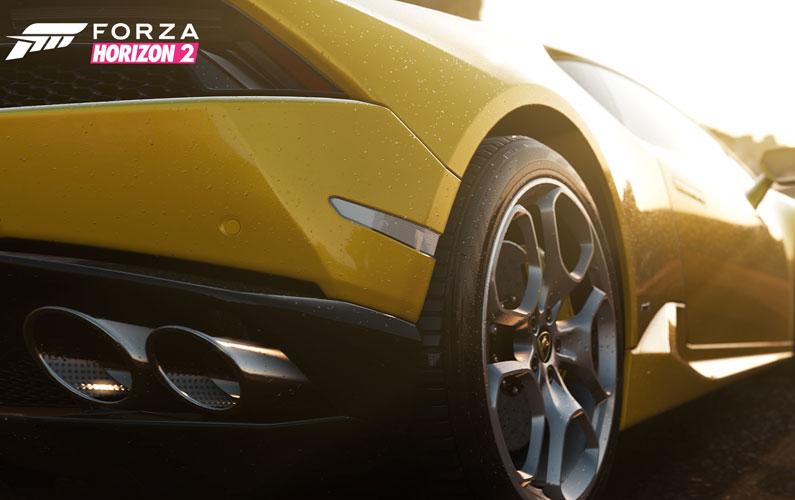 Ανακοινώθηκε το Forza Horizon 2