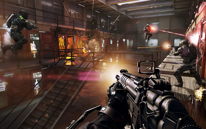Riot Jailbreak - Call of Duty: Advanced Warfare