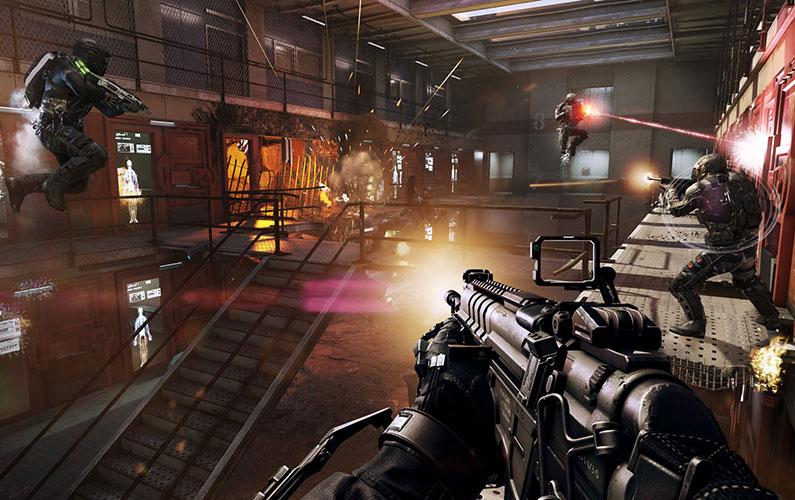 Μέχρι 24 ώρες νωρίτερα διαθέσιμο το CoD: Advanced Warfare