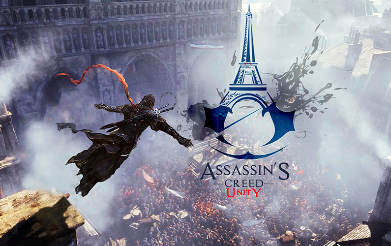 Σήμερα το τρίτο patch για το Assassin's Creed: Unity