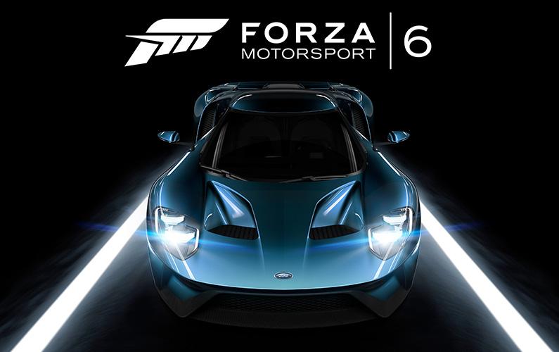 Forza Motorsport 6 announcement trailer