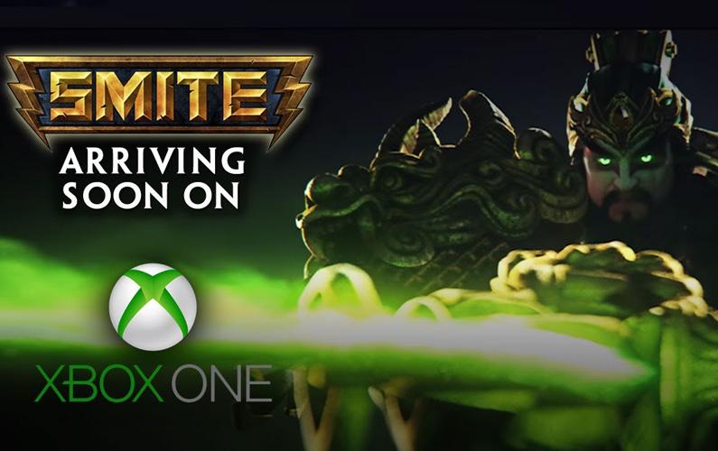 Διαθέσιμη για όλους η beta του Smite