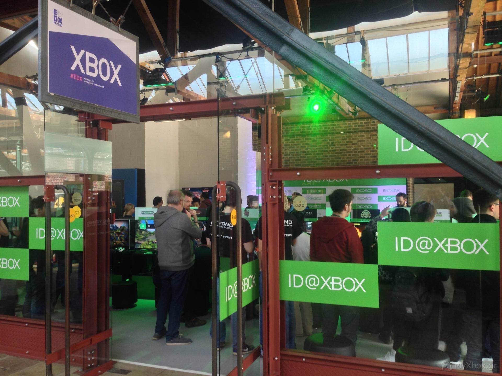 MyXbox.gr at EGX Rezzed 2015