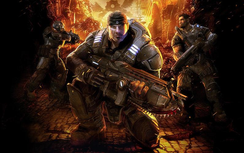 Gears of War στο Xbox One;