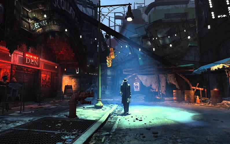 Bethesda E3 2015: Fallout 4