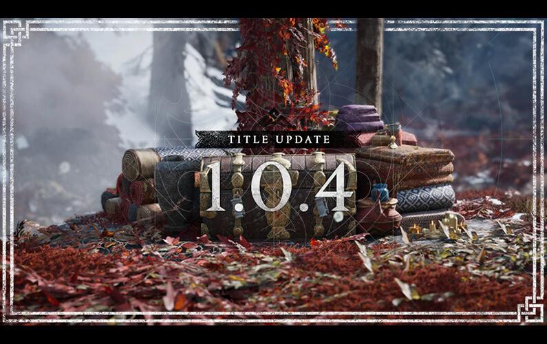Assassin's Creed: Valhalla Update 1.0.4
