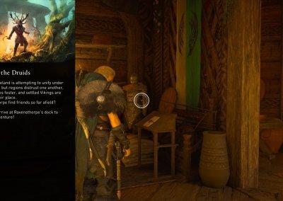 Wrath of the Druids - Game screenshot