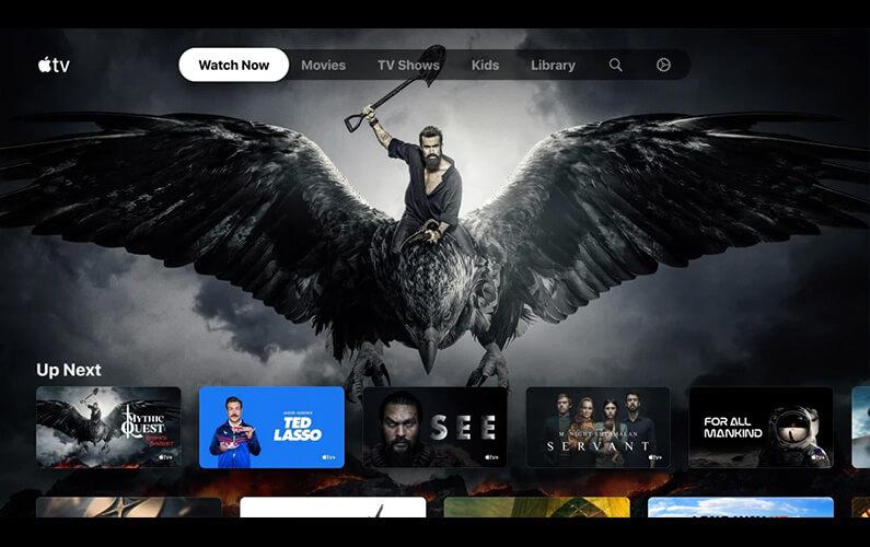 Apple TV on Xbox One, Xbox Series X|S