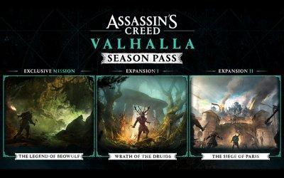 Αποκάλυψη του πλάνου για το έξτρα περιεχόμενο στο Assassin's Creed Valhalla