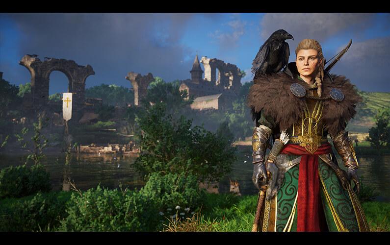 Assassin's Creed: Valhalla on Xbox Series X