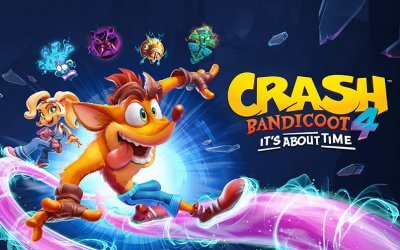 Έρχεται το Crash Bandicoot 4: It's about time!