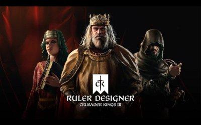 Επιστρέφει το Ruler Designer στο Crusader Kings III