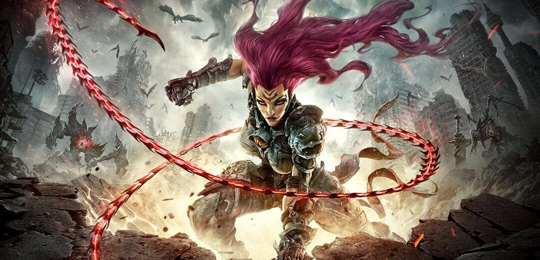 [Update: Reveal Trailer] Το Darksiders III είναι γεγονός