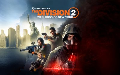 Μίνι animated ταινία για το Division 2: Warlords of New York