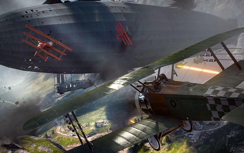 Νέο trailer για το Battlefield 1