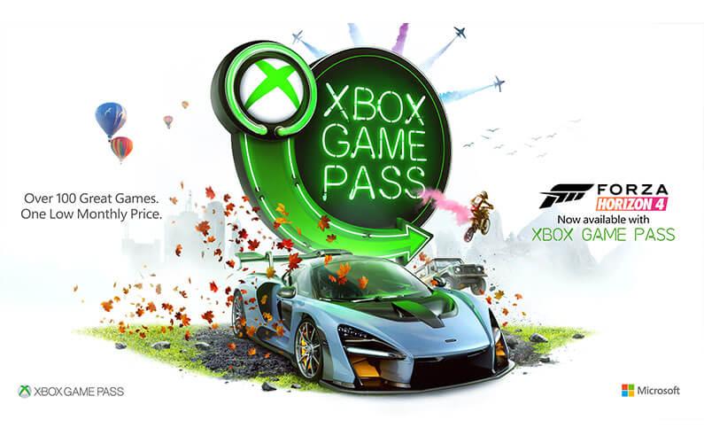 Forza Horizon 4 στο Game Pass
