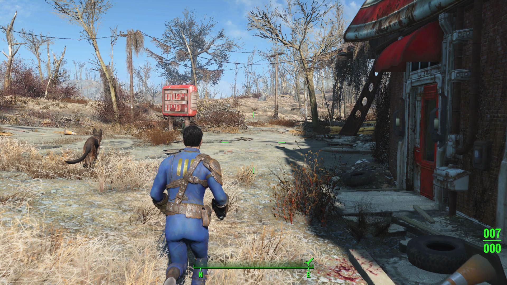 Fallout 4 - Garage Run