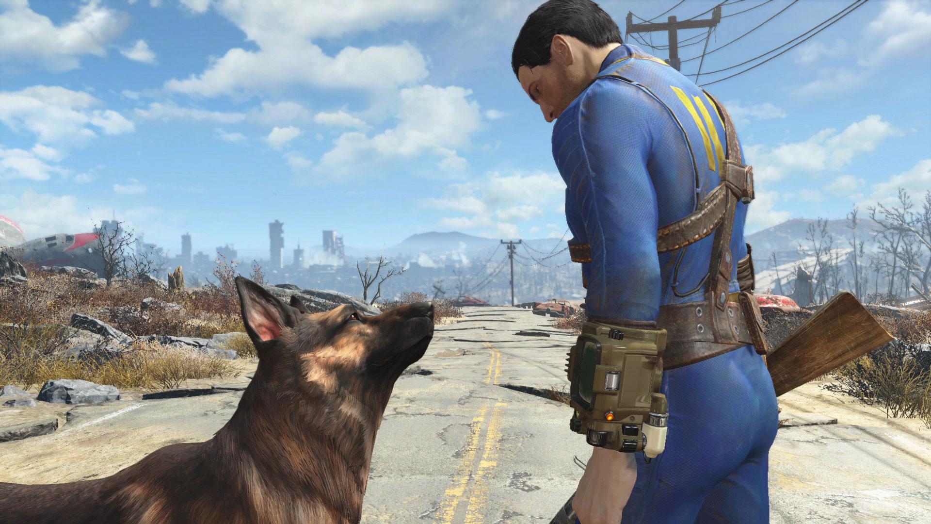 Fallout 4 - Trailer End