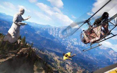 Far Cry 5: Εντυπώσεις