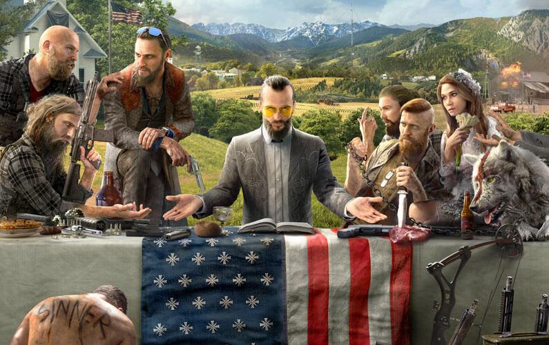Αύριο η αποκάλυψη του Far Cry 5