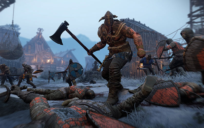 For Honor Closed Alpha News