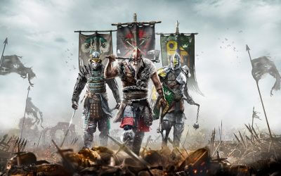 For Honor Hands-on, gamescom 2016