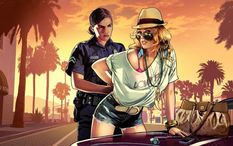 Το Σεπτέμβριο το Rockstar Editor στο GTA V