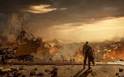 Story trailer για το Gears 5