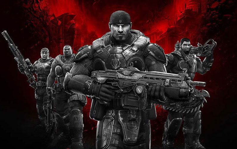 Gears of War για Xbox One, Gears 4 και beta