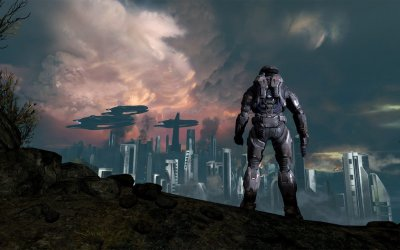 Σήμερα στις 8 διαθέσιμο το Halo: Reach (MCC)