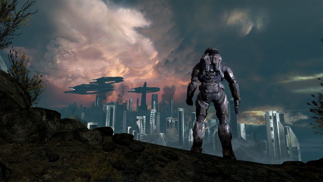 Halo Reach - Master Chief Collection