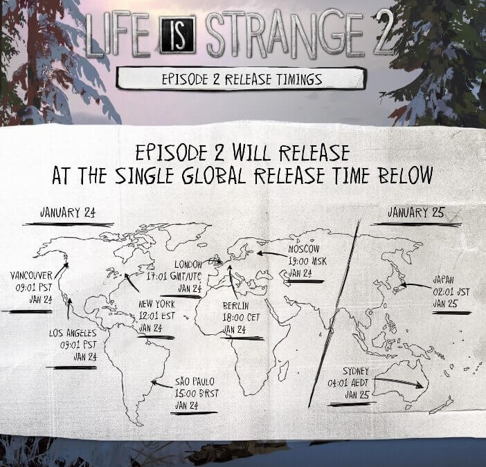 Life is Strange 2 Ep 2