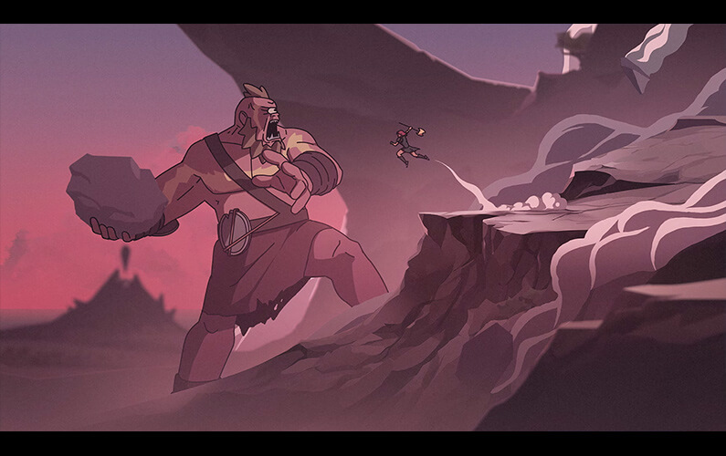 Immortals Fenyx Rising Animated Short