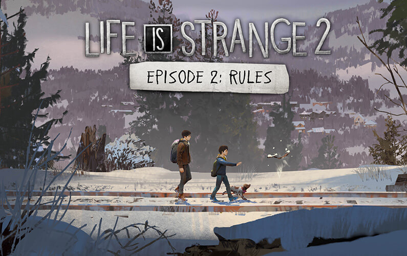 "Life is Strange 2: Episode 2 ""Rules"" review"