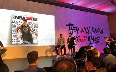 Επίσημη πρώτη του NBA 2K19 στην Αθήνα