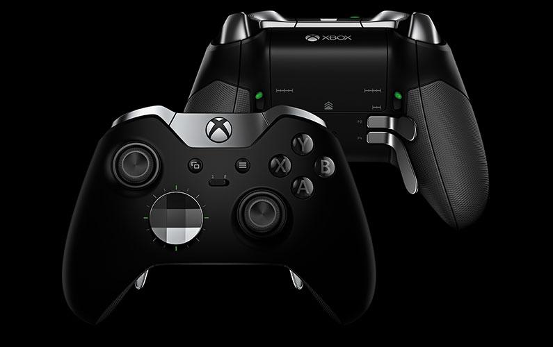 Xbox One Elite Controller Announced