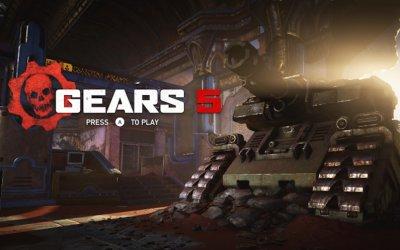 20 waves του Gears 5 Horde mode, σε απολαυστική ανάλυση 4Κ