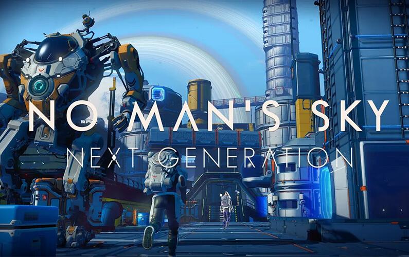 No Man's Sky Next Gen Series X Update