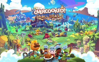 Overcooked: All You Can Eat review