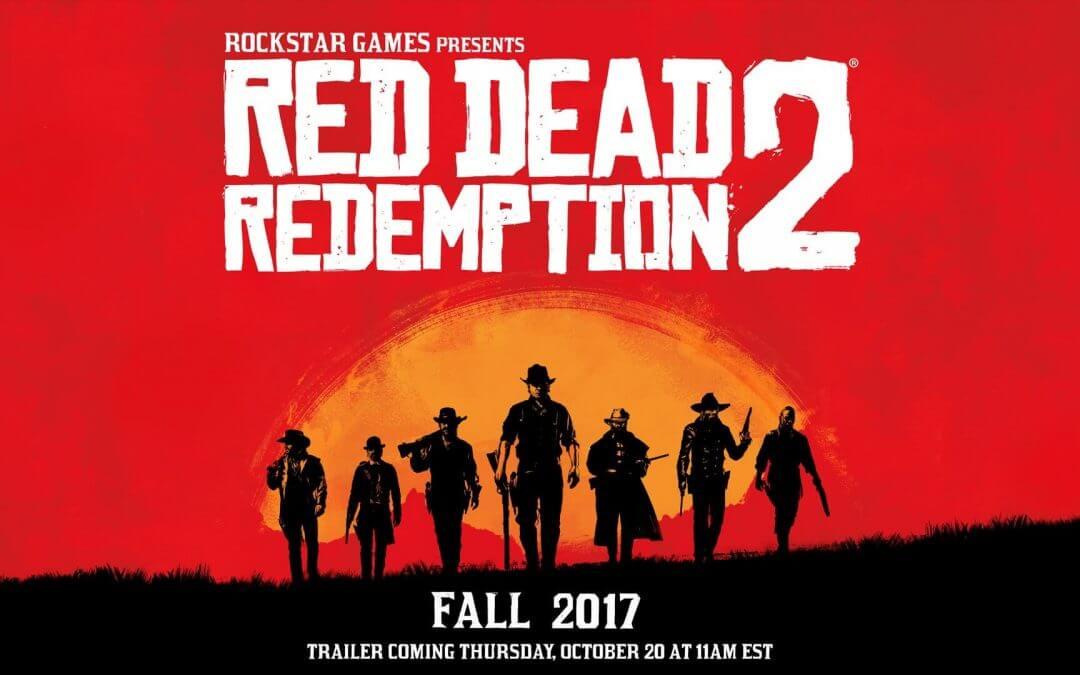 Ανακοινώθηκε το Red Dead Redemption 2