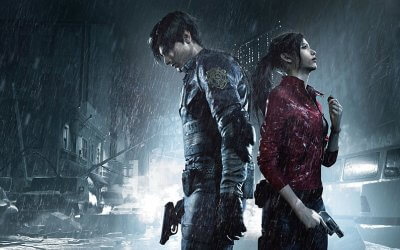 Resident Evil II review