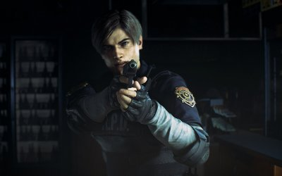 Resident Evil II – gamescom 2018 preview