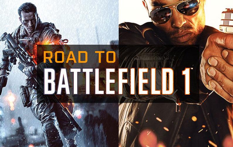 Προσφορά €5 για Battlefield 4 και BF: Hardline