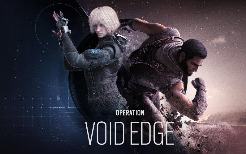 Siege Season 5 Void Edge