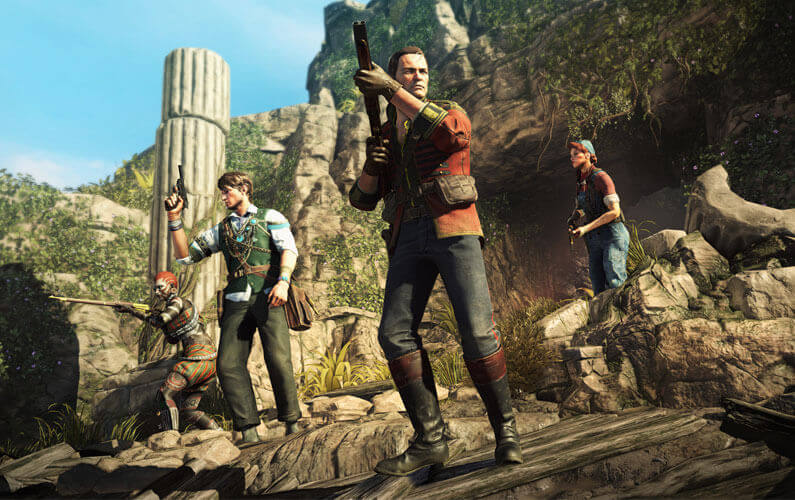 Strange Brigade, gamescom 2017 hands on